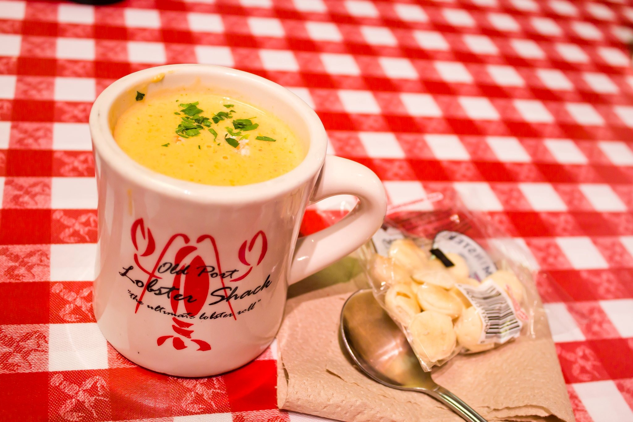 Shack Lobstah Bisque