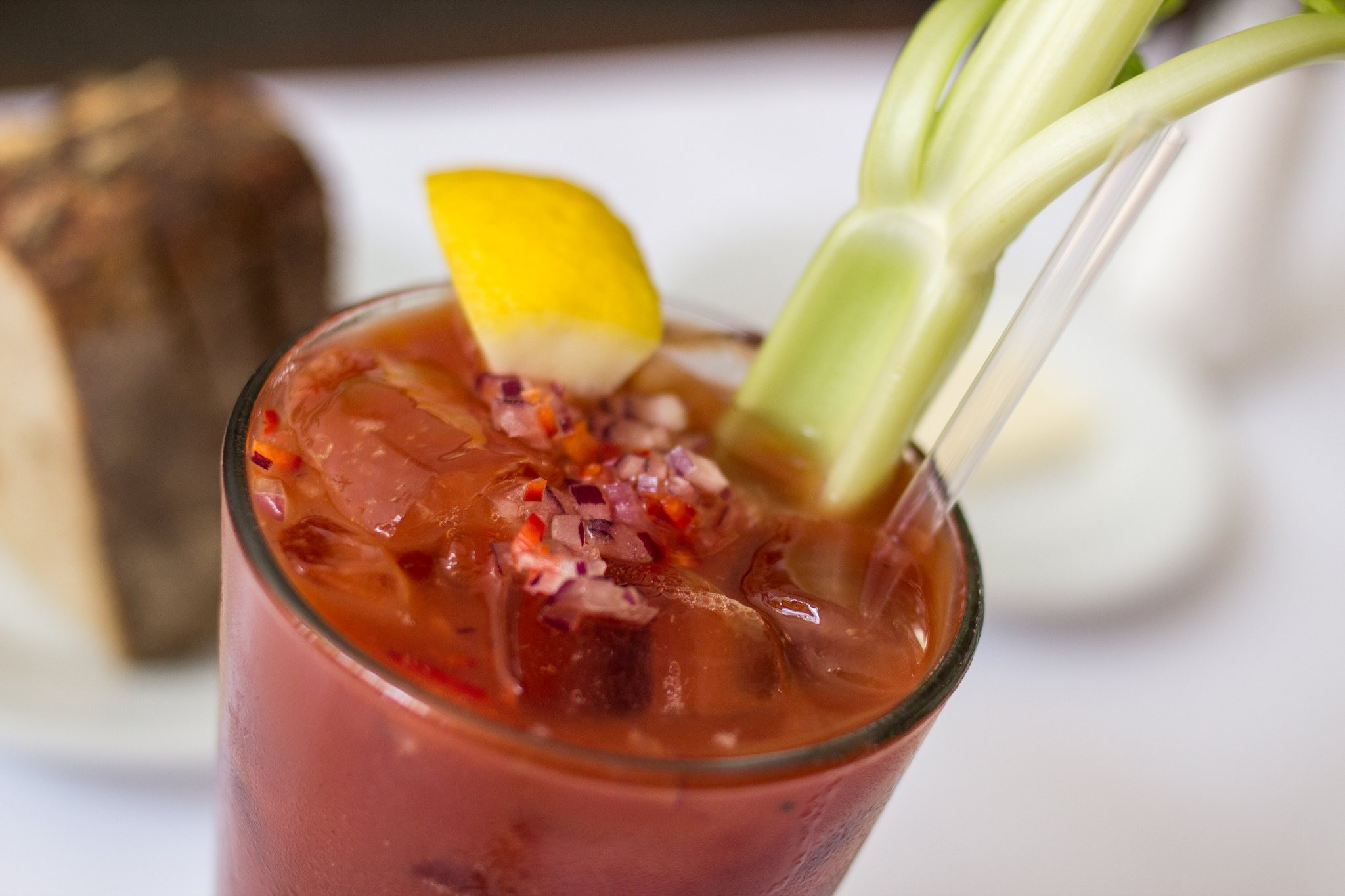 Balsamic Bloody Mary Recipes — Dishmaps
